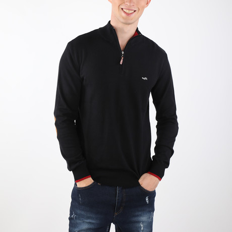 Waucoba Pullover // Black (S)
