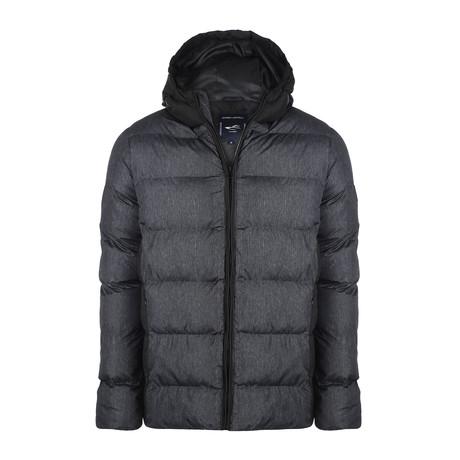 Milano Coat // Gray (S)
