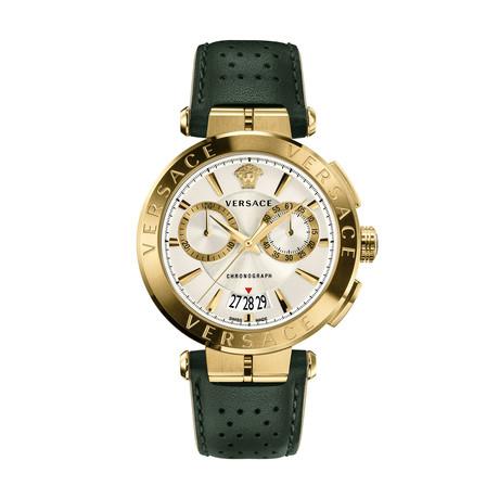 Versace Aion Chronograph Swiss Quartz // VE1D00219