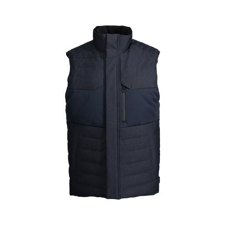 Heritage Reversible Vest // Navy (S)