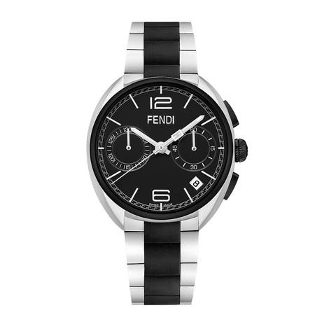Fendi Momento Chronograph Swiss Quartz // F219011000