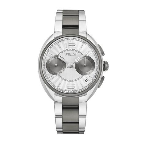 Fendi Momento Chronograph Swiss Quartz // F219716600