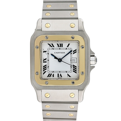 Cartier Santos Galbee Automatic // 126514 // Pre-Owned