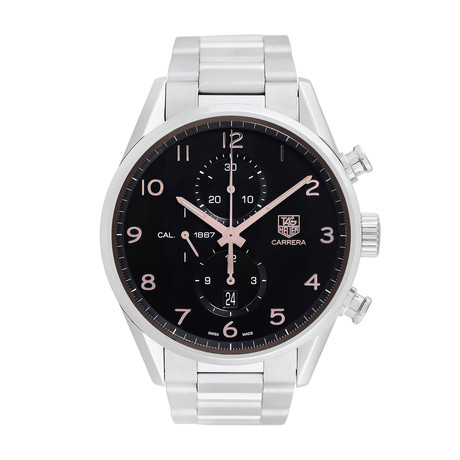 Tag Heuer Carrera Chronograph Automatic // CAR2014-0 // Pre-Owned