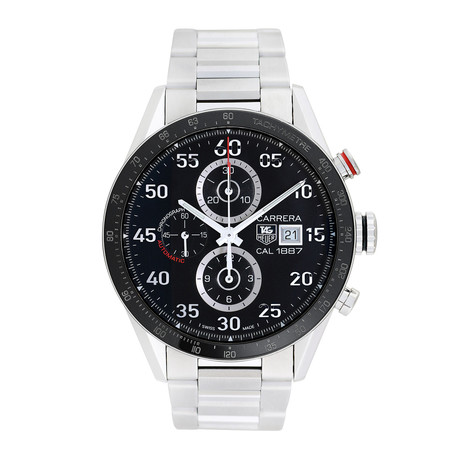 Tag Heuer Carrera Chronograph Automatic // CAR2A10 // Pre-Owned