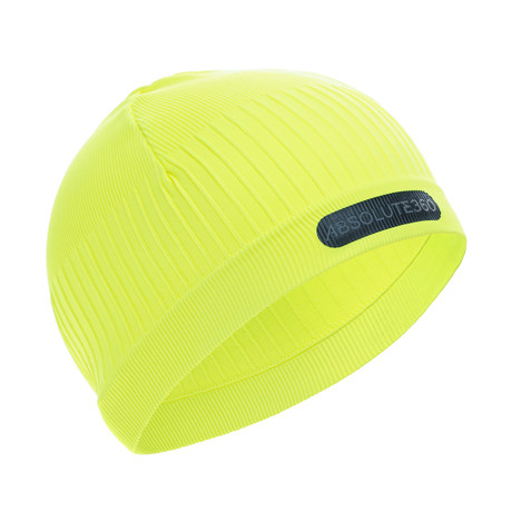 Infrared [AR] Active Reflective Beanie // Neon Yellow