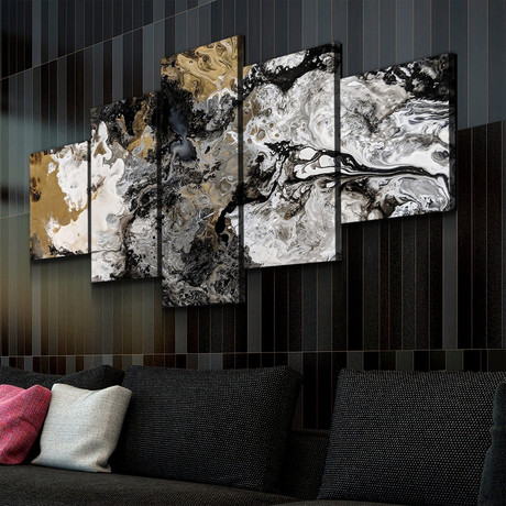 Black Granite (Small // 1 Panel)