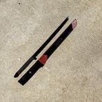 Wakizashi // Black Coated // Full Tang