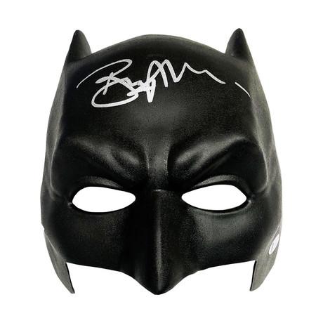Ben Affleck // Autographed Batman Mask