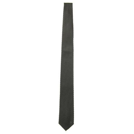 Silk Tie // Gray