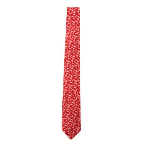 Silk Tie // Multicolor
