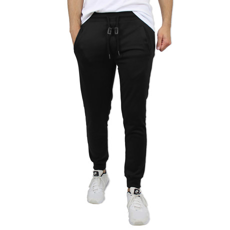 French Terry Jogger // Black (S)