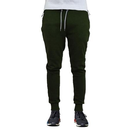 Tech Fleece Jogger Sweatpants // Olive (S)