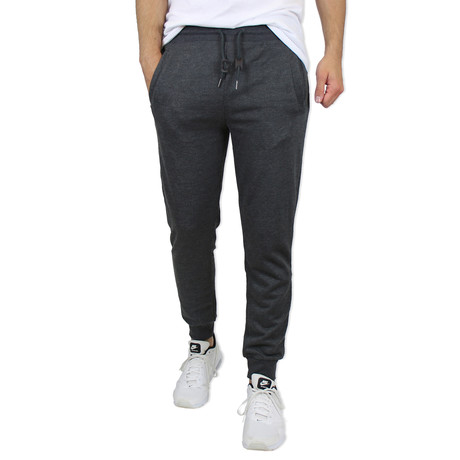 French Terry Jogger // Charcoal (S)