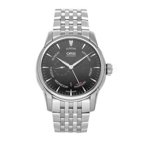 Oris Artelier Small Second Pointer Automatic // 01 745 7666 4054-07 8 23 77 // Pre-Owned