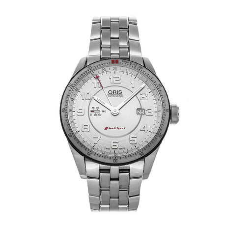 Oris Audi Sport GMT Automatic // 747-7701-4461MB // Pre-Owned