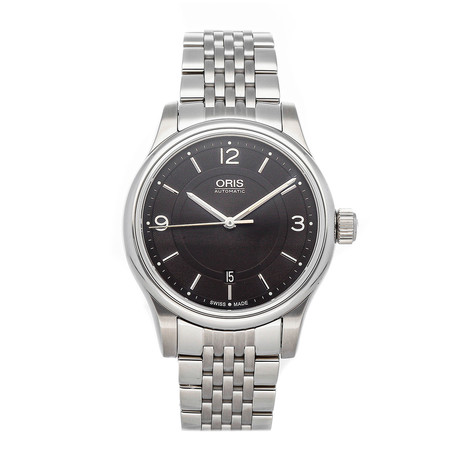 Oris Classic Automatic // 01 733 7594 4034-07 8 20 61 // Pre-Owned
