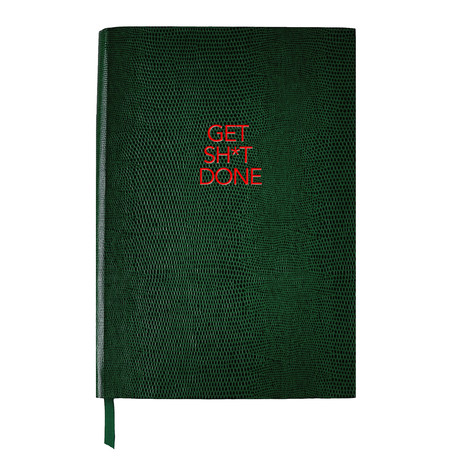 Get Sh*t Done // Green (A5)