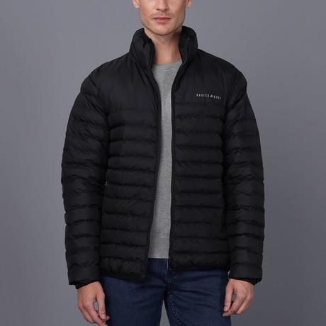 Logan Coat // Black (3XL)