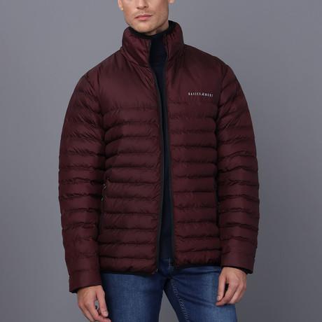 Benjamin Coat // Bordeaux (S)