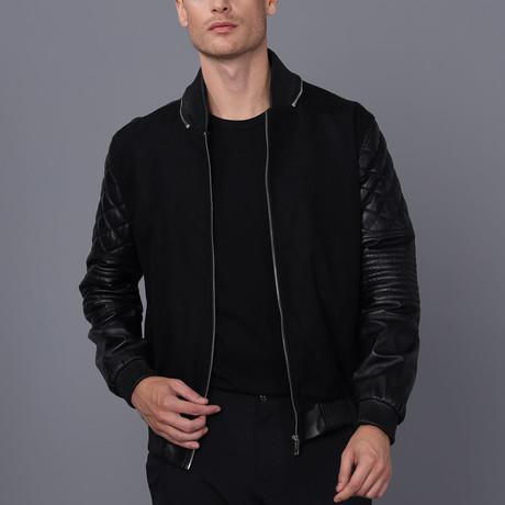 Christopher Leather Jacket // Black (S)