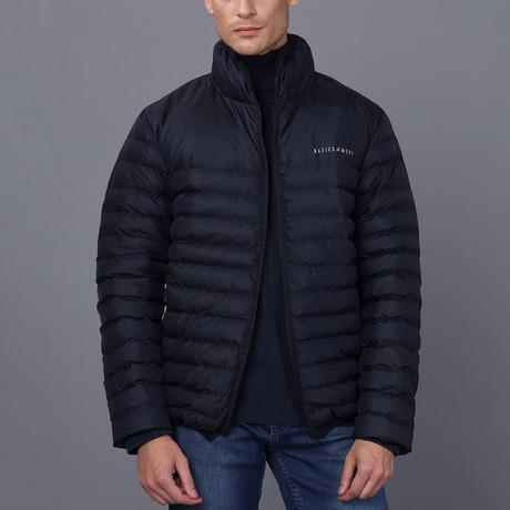 Mason Coat // Navy (S)