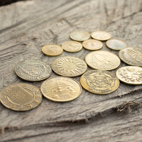 Game of Thrones 14 Coin Bundle