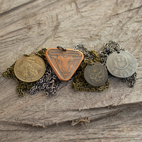 Game of Thrones Necklace Bundle // Set of 4 Necklaces