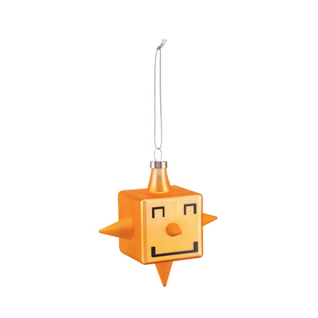 Cubik Star Ornament