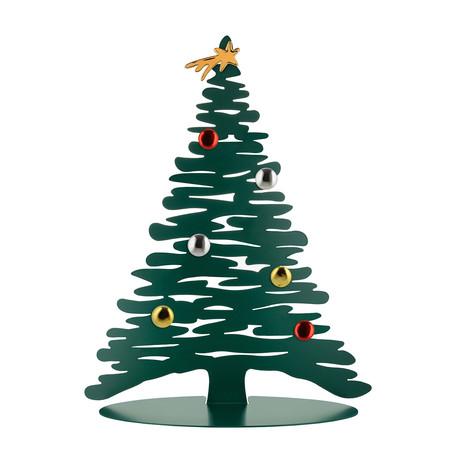 Bark For Christmas Ornament // Green (Small)