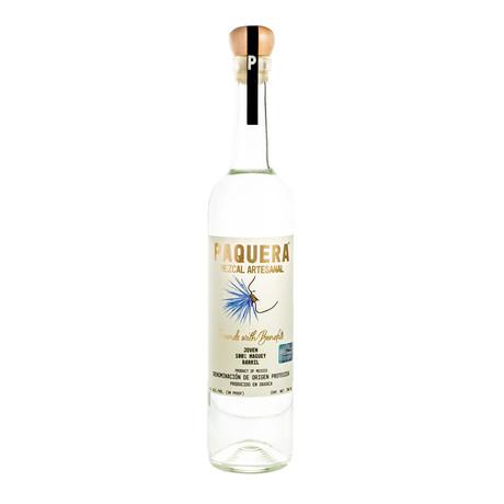 PAQUERA MEZCAL // 100% BARRIL // 750 ml