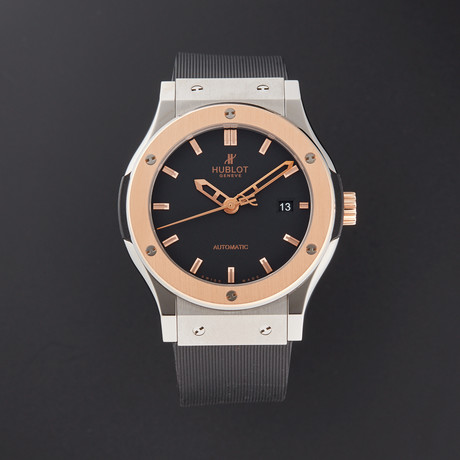 Hublot Classic Fusion Automatic // 542.NO.1180.RX // Pre-Owned