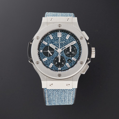 Hublot Big Bang Chronograph Automatic // 301.SX.2770.NR.JEANS16 // Pre-Owned