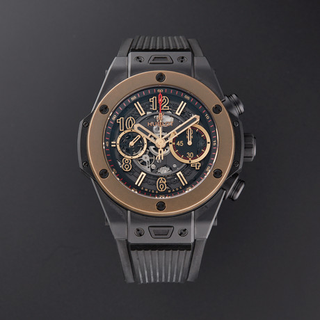 Hublot Big Bang UNICO Chronograph Automatic // 411.CM.1138.RX // Pre-Owned