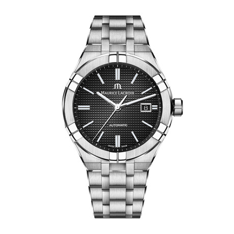 Maurice Lacroix Aikon Automatic // AI6008-SS002-330-1 // Store Display