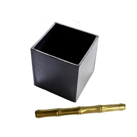 Penpot + Fountain Pen Combo (Cognac Penpot)