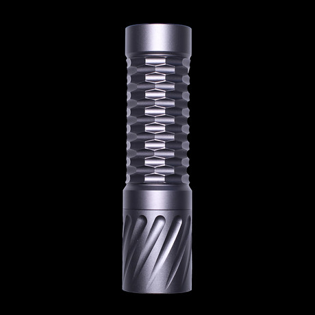 EDC Flashlight (Metallic Black)