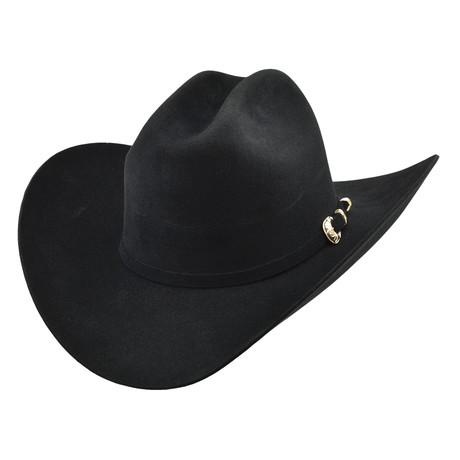 Hidalgo Hat // Black (6.75)