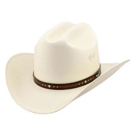 Reynosa Hat // Ivory (6.75)