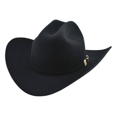 Reyes Hat // Black (6.75)