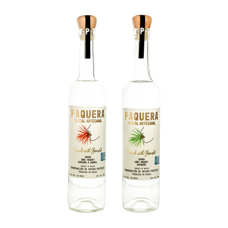 Paquera Taster Pack // Set of 2 // 750 ml Each