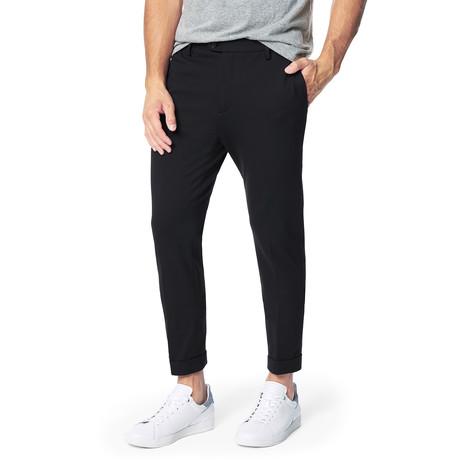 Tech Knit Trouser // Stretch Limo (28WX34L)