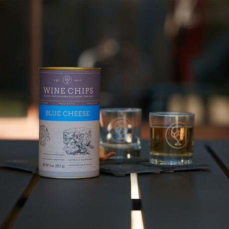 The TOMO x Wine Chips Gathering Set // 6.5 lb