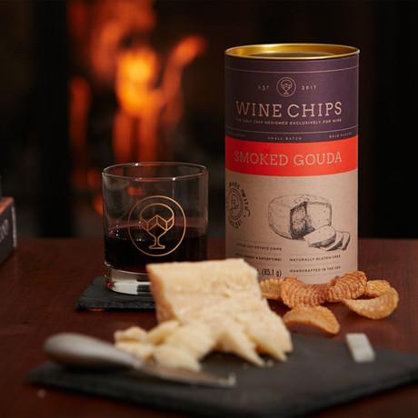 The TOMO x Wine Chips Tasting Set // 5.7 lb