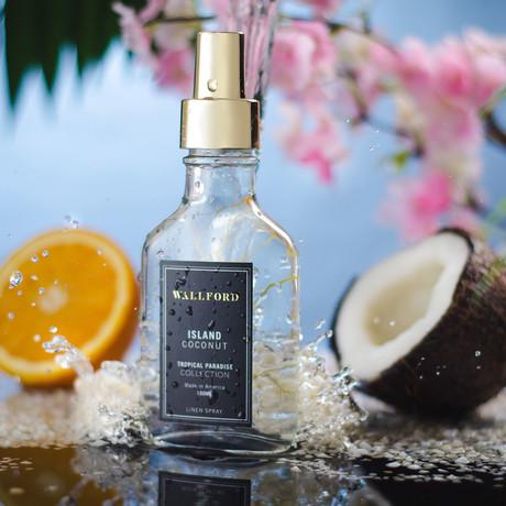 Linen Spray // Island Coconut