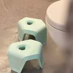 STUUL® - The Toilet Stool Reinvented (Charcoal)