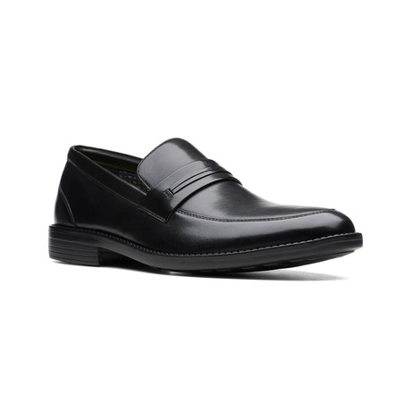 Commonwealth // Birkett Way // Black Leather (US: 7)