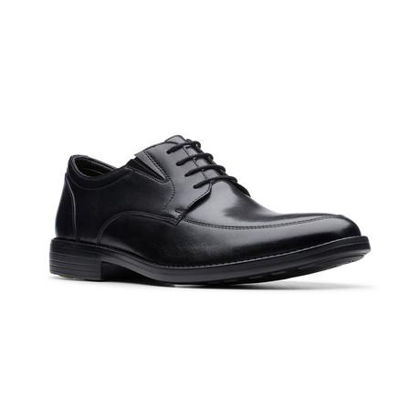 Commonwealth // Birkett Apron // Black Leather (US: 7)