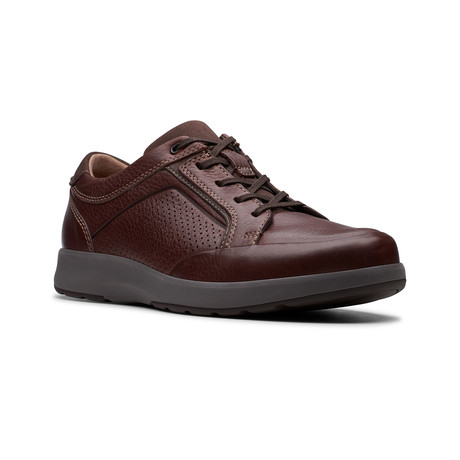 Clarks Unstructured // Un Trail Form // Mahogany Leather (US: 7)