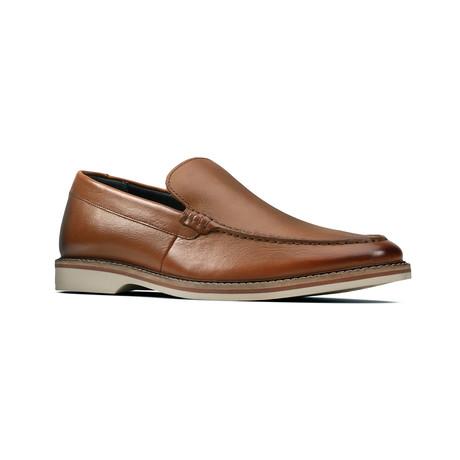 Clarks // Atticus Edge // Tan Leather (US: 7)